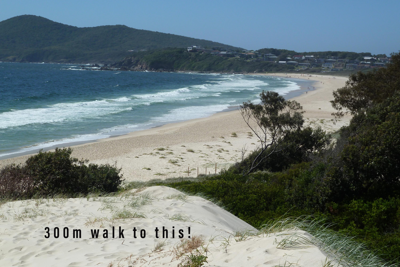 Colliton 300m walk to this!